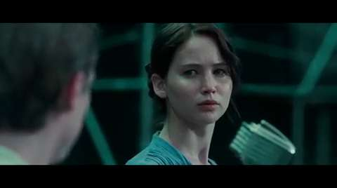 The Hunger Games: EXCLUSIVE trailer