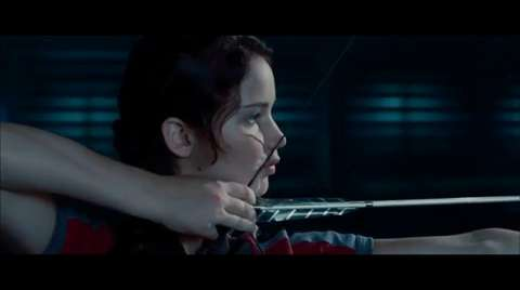 The Hunger Games clip -