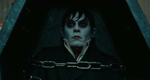 Dark Shadows: Trailer #1