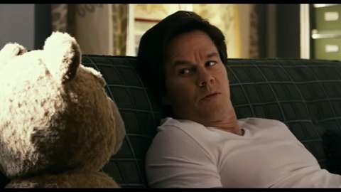 Ted: bande-annonce en anglais