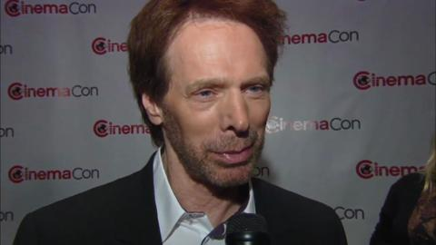 CinemaCon soundbite: Jerry Bruckheimer on Lone Ranger