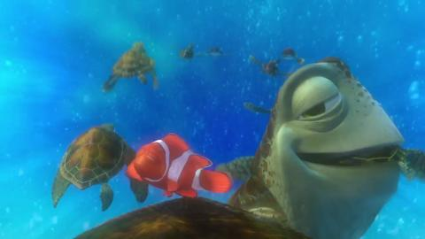 Finding Nemo 3D: Trailer #2