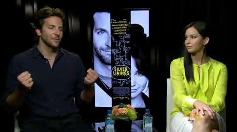 Silver Linings Playbook @ TIFF 2012