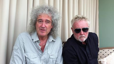 Brian May & Roger Taylor On Queen