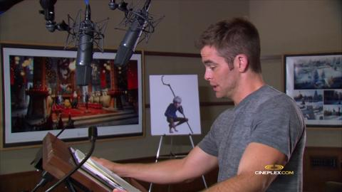 Rise of the Guardians: Interview with Chris Pine