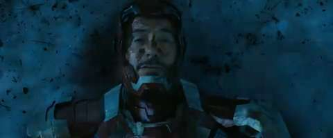 Iron Man 3: Trailer #1