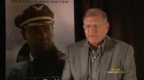 Flight Interview  - Robert Zemeckis