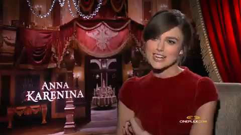 Anna Karenina cast interview