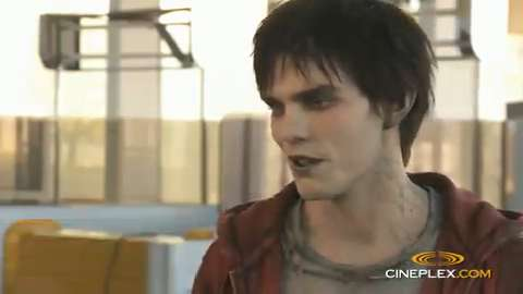 On the set of Warm Bodies