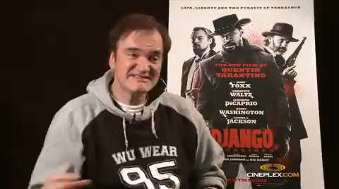 1-on-1 with Quentin Tarantino