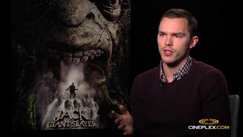 Nicholas Hoult on Jack the Giant Slayer