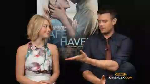 Safe Haven interview