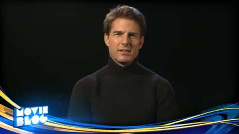 EXCLUSIVE - Tom Cruise on Oblivion