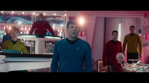 Star Trek Into Darkness: Final Trailer
