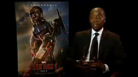1-on-1 with Iron Man 3's Don Cheadle