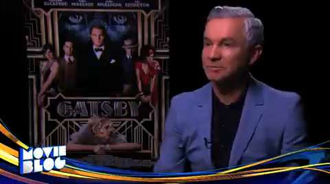 Baz Luhrmann talks about 'The Great Gatsby'