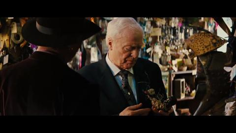 Now You See Me: Voodo Shop clip