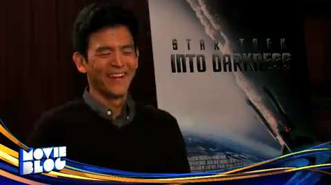 John Cho talks Star Trek Into Darkness
