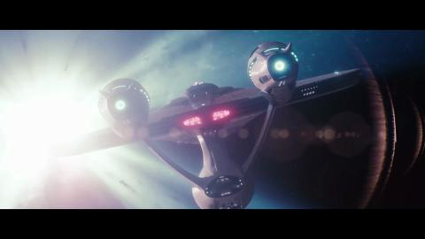 Star Trek Into Darkness: The Score