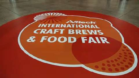 Alltech International Craft Brews and Food Fair 2014 Highlights