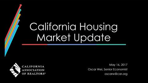 April 2017 Sales and Price Market Update