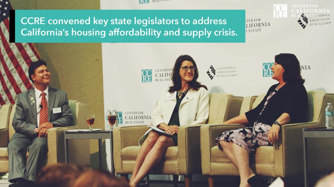 State of the State Panel: Addressing California's Housing Affordability and Supply Crisis