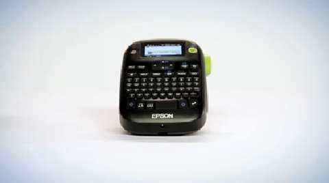 Epson LabelWorks Label Printer: LW-400 Product Overview