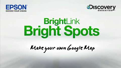 BrightLink Bright Spots - Make Your Own Google Map
