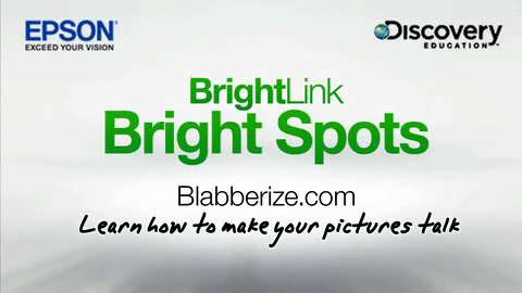 BrightLink Bright Spots - How to Make Your Pictures Talk