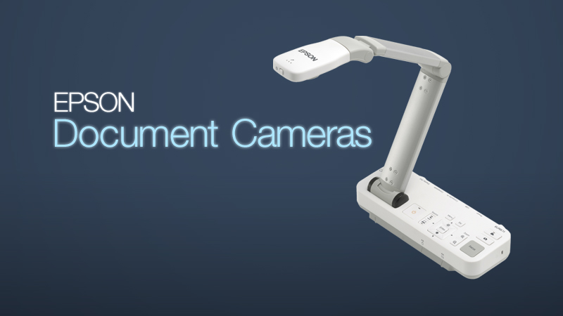 Epson Document Camera Solutions