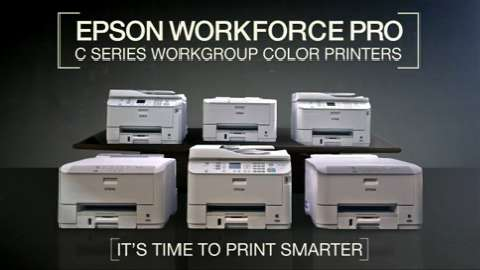 WorkForce Pro Workgroup C Series Color Printers