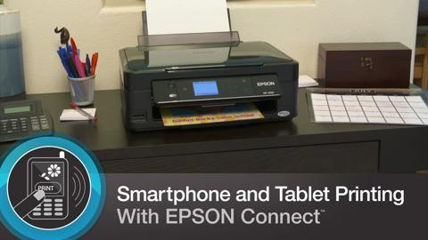 EPSON Expression Home XP-400 Inkjet Printer for the Home