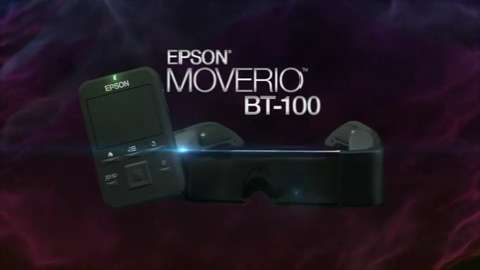EPSON Moverio BT-100 Quick Start Guide
