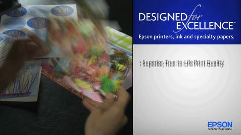 Epson Printers, Ink, and Paper - Designed for Excellence