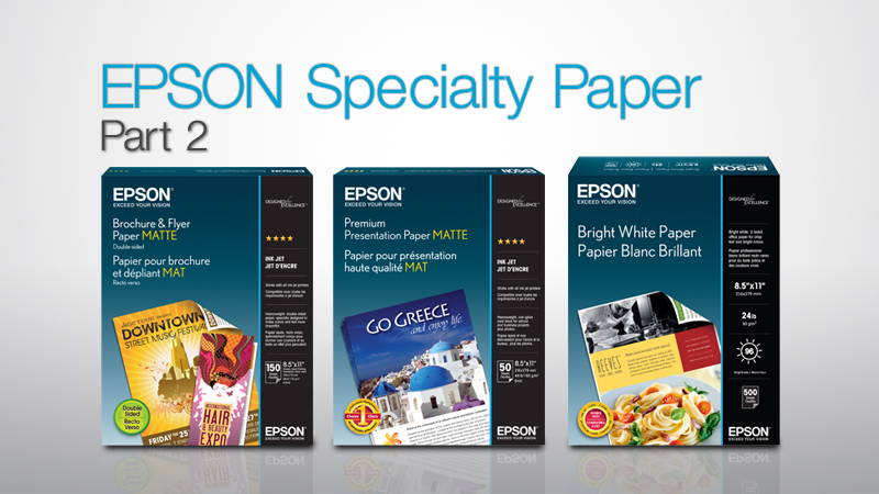 Epson ultra smooth fine art paper review – Papers Provider
