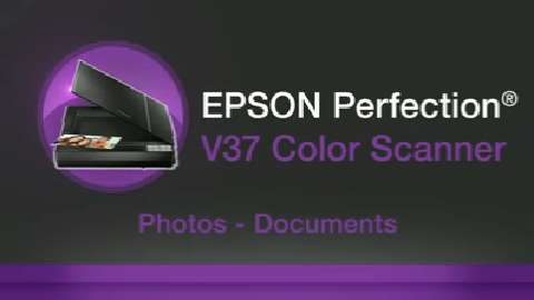 Epson Perfection V37 Scanner Product Overview