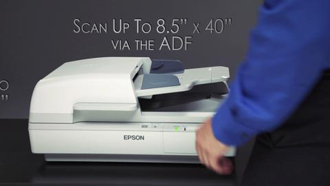 Epson WorkForce DS-6500 and DS-7500 Document Scanners
