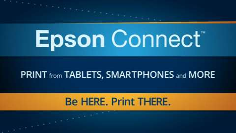 Introduction to Epson Connect