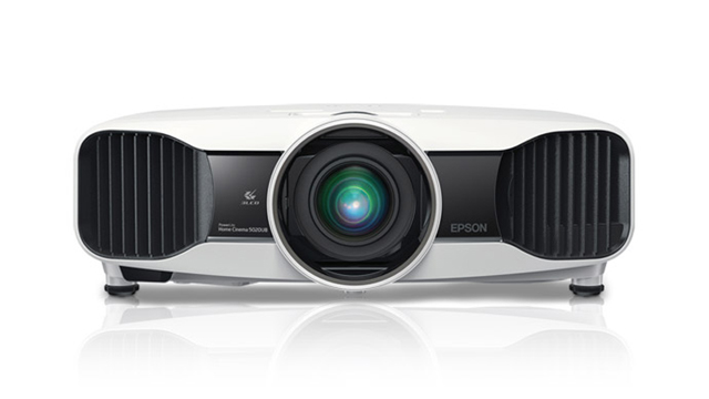 PowerLite Home Cinema 2D and 3D 5020UB & 5020UBe Projector Product  Overview