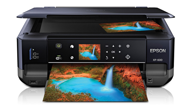 Epson Expression Premium XP-600 Inkjet for the Home
