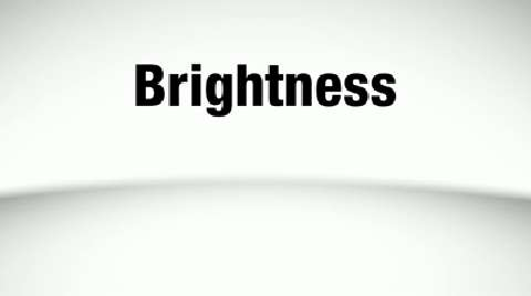 Brightness