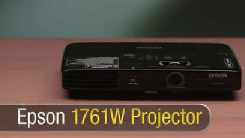 PowerLite 1761W Product Overview Video