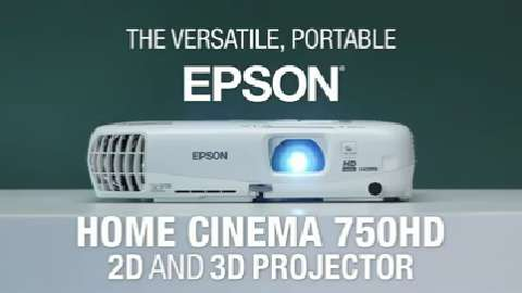 Home Cinema 750HD Product Tour