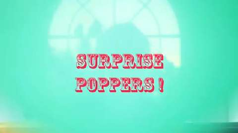 How to Make Surprise Poppers with Ribbon Messages