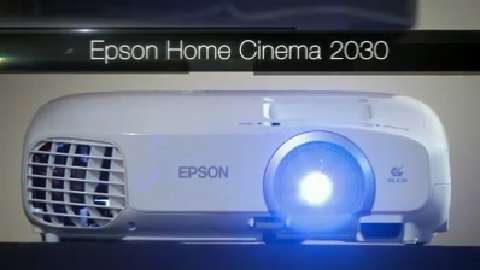 Epson Home Cinema 2030 Projector Overview