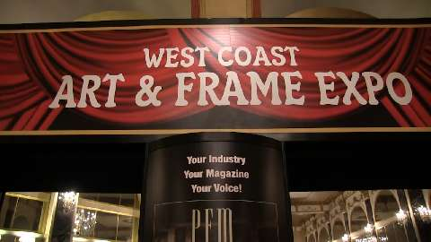 West Coast Art & Framing Show with Jeffrey Smith