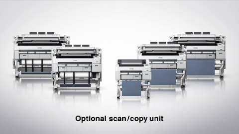 SureColor T-Series Large Format Printers and Multifunction Systems