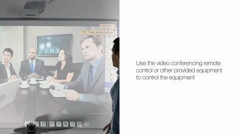 BrightLink Pro Tutorial - Video Conferencing Display