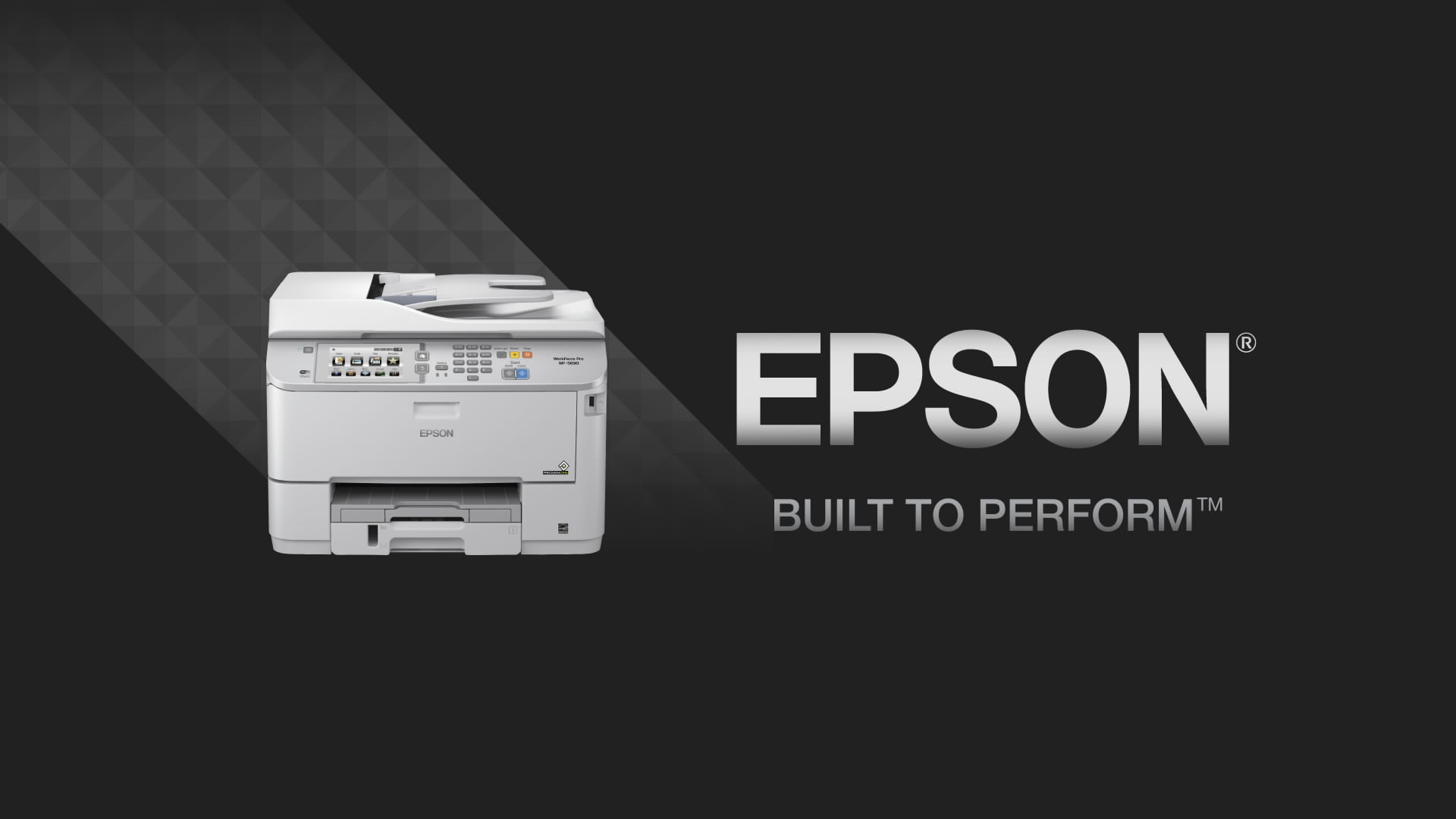 WorkForce Pro 5000 Series Color Printers Series Overview