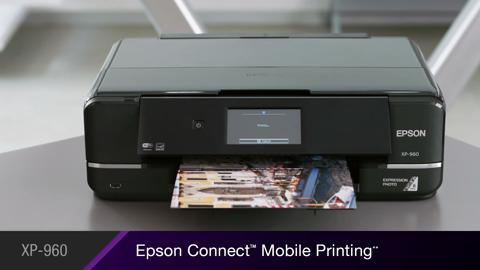 An Overview of the Expression Photo XP-960 Small-in-One Printer